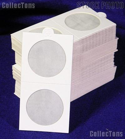 100 Lighthouse 2x2 Self-Adhesive Holders 37.5mm Coins