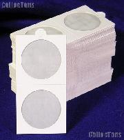 100 Lighthouse 2x2 Self-Adhesive Holders LARGE DOLLARS (39.5mm)