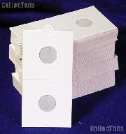 100 Lighthouse 2x2 Self-Adhesive Holders 17.5mm Coins