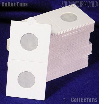 100 Lighthouse 2x2 Self-Adhesive Holders CENTS (22.5mm)