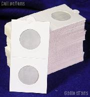 100 Lighthouse 2x2 Self-Adhesive Holders for QUARTERS 27.5mm)