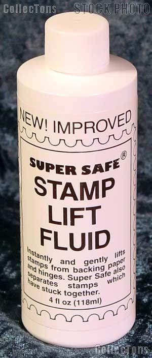 Supersafe Stamp Lift Fluid SLF