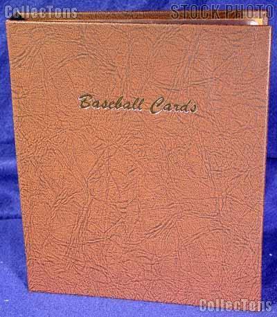 Dansco Baseball Cards Album #7015
