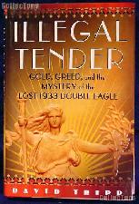 Illegal Tender Book - David Tripp