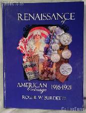 Renaissance of American Coinage 1916-1921 - Burdette