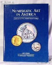 Numismatic Art in America - 2nd Edition Book - Vermeule