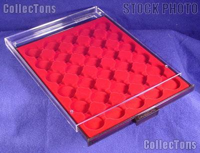 Lighthouse Coin Case for 31mm Capsules MB CAPS 31