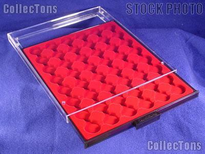 Lighthouse Coin Case for 21.5mm Capsules MB CAPS 21.5