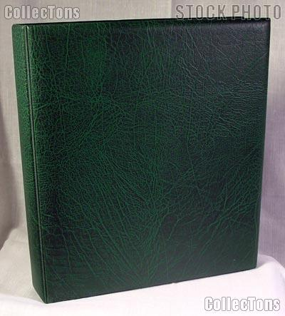 Lighthouse Classic GRANDE F Coin Binder in Green