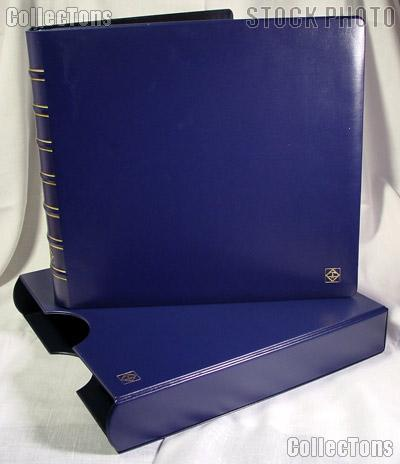 Lighthouse MAXIMUM Binder & Slipcase in Blue
