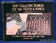 Coin Collecting Boards of the 1930s & 1940s - Lange