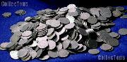 Liberty Head V Nickel Rolls of 40 Coins - G+ Condition