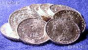 1886 BU Morgan Silver Dollars from Original Roll