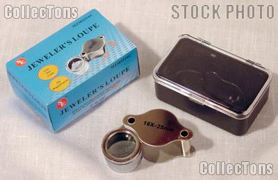SE 16X Jeweler's Loupe Magnifier