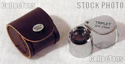 SE 30X Triplet Loupe Magnifier