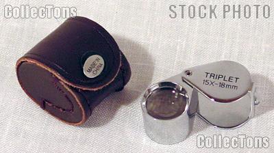 SE 15X Triplet Loupe Magnifier