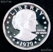 1979-S Susan B. Anthony SBA Dollar - Gem Proof