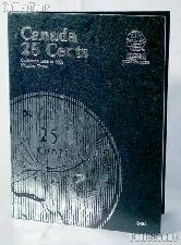 Whitman Canada 25 Cents 1953 - 1989 Folder #2483