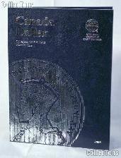 Whitman Canada Dollar 1935 - 1952 Folder #2486