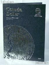 Whitman Canada Dollar 1953 - 1967 Folder #2487