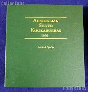 Littleton Australian Silver Kookaburras Album LCA70