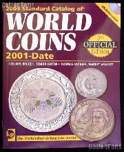 Krause 2009 Catalog of World Coins 2001-Date - 3rd Ed.