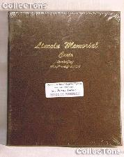 Dansco Lincoln Memorial Cents 1959-2009 w/ Proof Album #8102