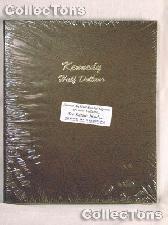 Dansco Kennedy Half Dollars 1964-Date Album #7166