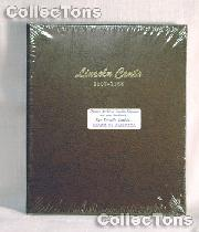 Dansco Lincoln Wheat Cents 1909-1958 Album #7103