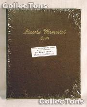 Dansco Lincoln Memorial Cents 1959-2009 Album #7102