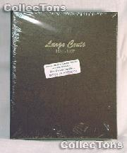 Dansco Large Cents 1793-1857 Album #7099