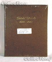 Dansco Shield Nickels Album #6110