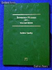 Littleton Jefferson Nickels 1997-Date Coin Folder LCF26
