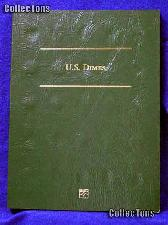 Littleton Blank Coin Folder for U.S. Dimes LCFD