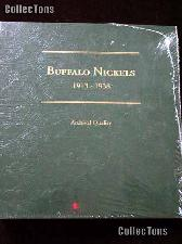 Littleton Buffalo Nickels 1913-1938 Album LCA22