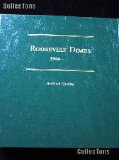 Littleton Roosevelt Dimes 1946-2012 Album LCA3