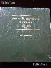 Littleton Susan B. Anthony SBA Dollars Album LCA12