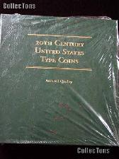 Littleton 20th Century U.S. Type Coins Album LCA53