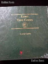 Littleton Euro Type Coins Album LCA58