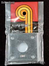 Capital Plastics 2x2 Holder - DIME in Black