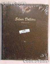 Dansco Silver Dollars 1878-1893 Album #7173