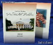 Presidential Dollar Economy Date Set Folder