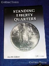 Standing Liberty Quarters 4th Ed. SLQ Book - J.H. Cline