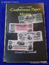 Catalog Confederate Paper Money Book - Grover Criswell