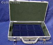 Lighthouse Small Aluminum Coin Case for Trays
