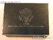 1998 Premier Silver Proof Set - Deluxe 5 Coin Set