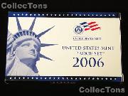 2006 U.S. Mint PROOF SET - 10 Coins