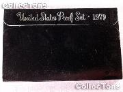 1979 U.S. Mint Proof Set OGP Replacement Box