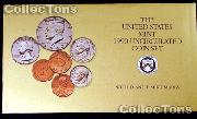 1990 U.S. Mint Uncirculated Set - 10 Coins