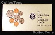 1992 U.S. Mint Uncirculated Set - 10 Coins